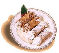 Italian Cannoli Recipe